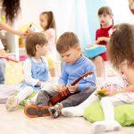 Upoznavanje dece sa muzikom