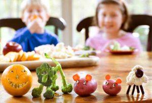 Kako da naterate dete da jede povrće