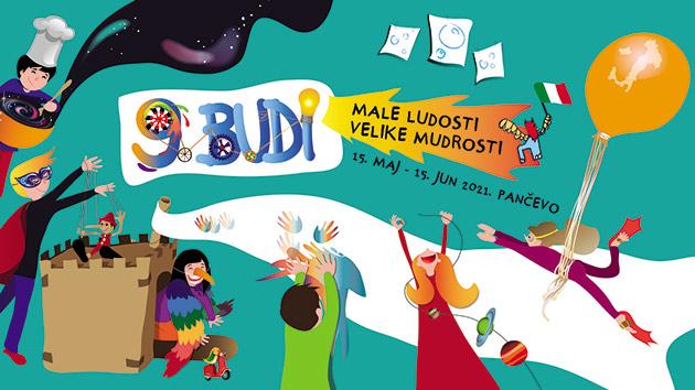 9.BUDI konkurs - bijenale dečijeg umetničkog izraza